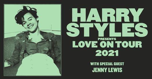 Harry Styles: Love On Tour, 8 November | Event in Portland | AllEvents.in