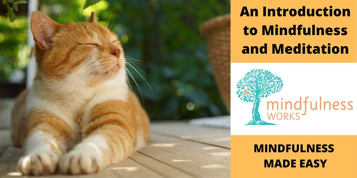An Introduction to Mindfulness and Meditation 4-week Course — Darlinghurst   Event in Sydney   AllEvents.in