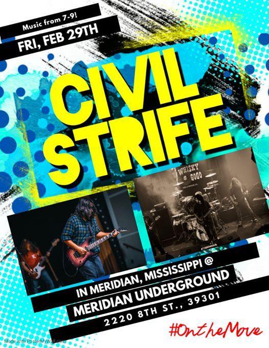 Meridian Underground Music Meridian MS