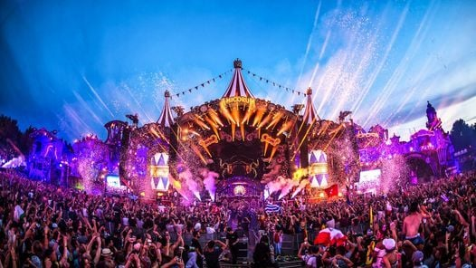 Tomorrowland live event, 16 July | Event in Palo Alto | AllEvents.in