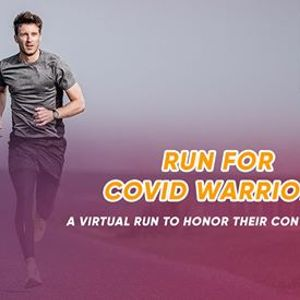 Run For Covid Warriors