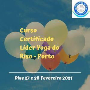 96 Edio do Curso Certificado Lder de Yoga do Riso - Porto