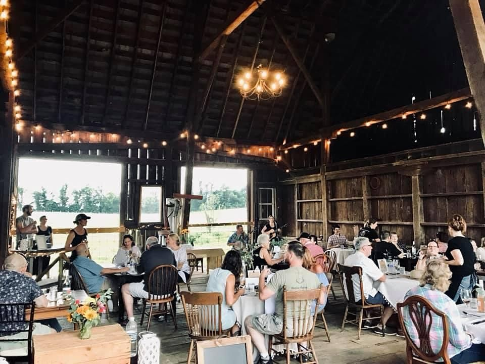 SUNDAY SUPPER SERIES: an edible & educational evening on the farm, 17 October   Event in Lovettsville