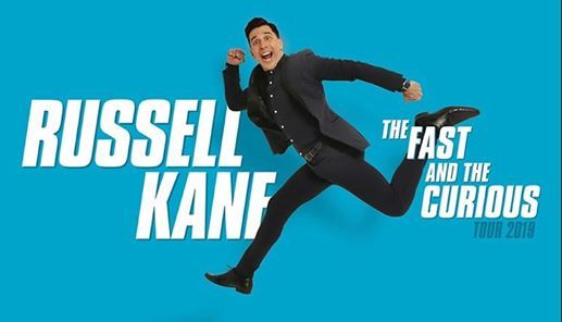 Russell Kane  The Fast and the Curious