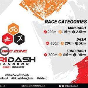 Bike Zone Tri Dash Bangkok 2021 Series