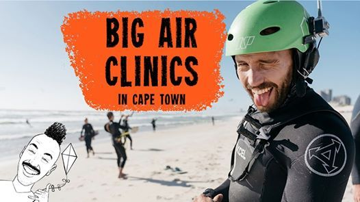 8-Day Big Air & Oldschool Kiteboarding Clinics