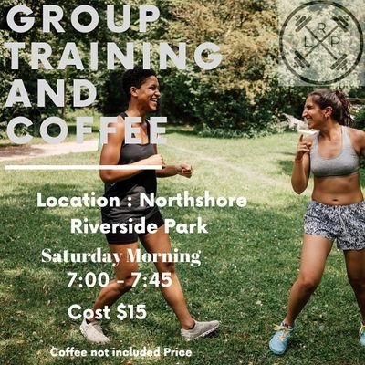 Group Training and Coffee