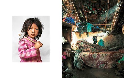 Where Children Sleep Exhibition Opens