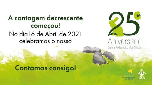 25º Aniversário Quinta Pedagógica dos Olivais | Event in Lisbon | AllEvents.in