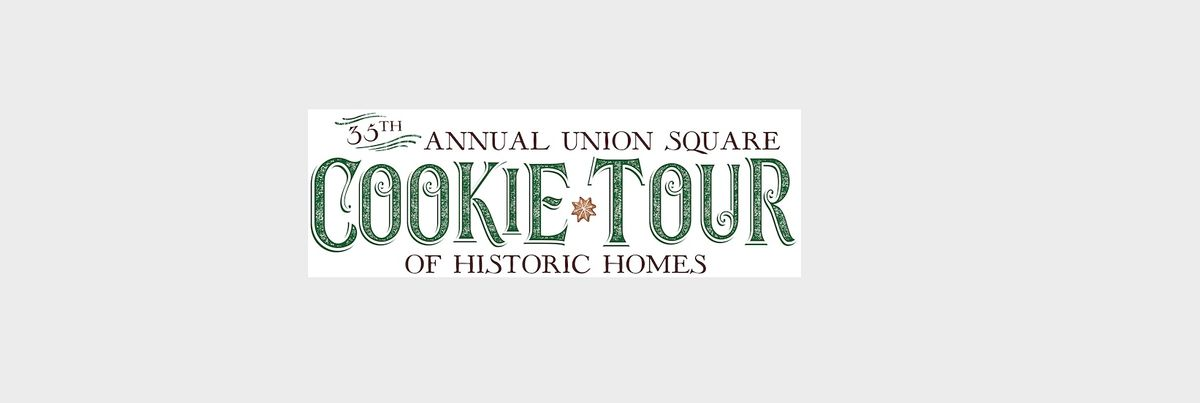 35th Annual Union Square Christmas Cookie Tour   Virtual on