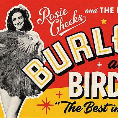 BURLESK at BIRDLAND MIDNIGHT SHOW