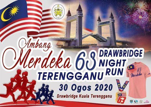 Drawbridge Larian Ambang Merdeka 2021, 30 August   Event in Kuala Terengganu   AllEvents.in