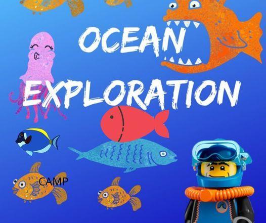 Ocean Exploration, 4 August   Event in Elgin   AllEvents.in