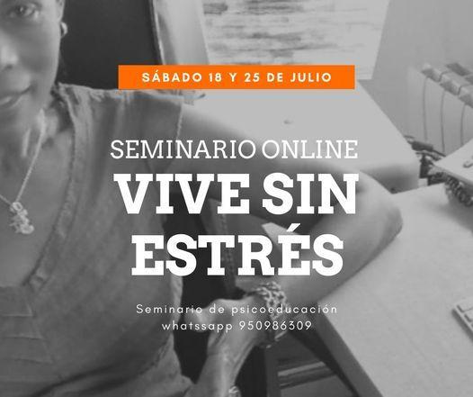 Cómo Vivir Sin Estrés!, 24 October   Event in Miraflores   AllEvents.in