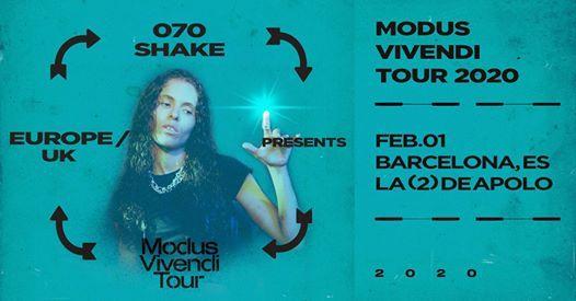 070 Shake - Barcelona