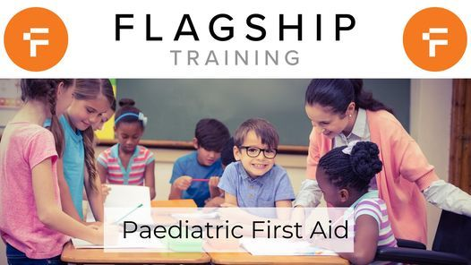 Paediatrics Blended First Aid, 12 June | Event in Peterborough | AllEvents.in