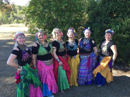 Tribal Bellydance Beginners Classes - Weekly   Event in Ipswich   AllEvents.in
