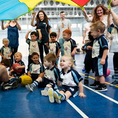 FREE Rugbytots taster sessions in Marchwood