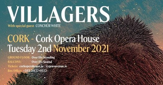 Villagers, 2 November | Event in Cork | AllEvents.in