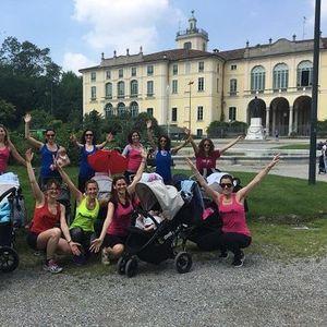 MammaFit Passeggino Workout ai Giardini Palestro di Porta Venezia - Milano