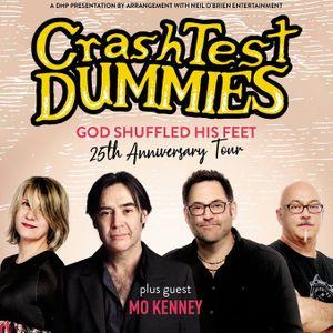 Crash Test Dummies live at Manchester Academy 3