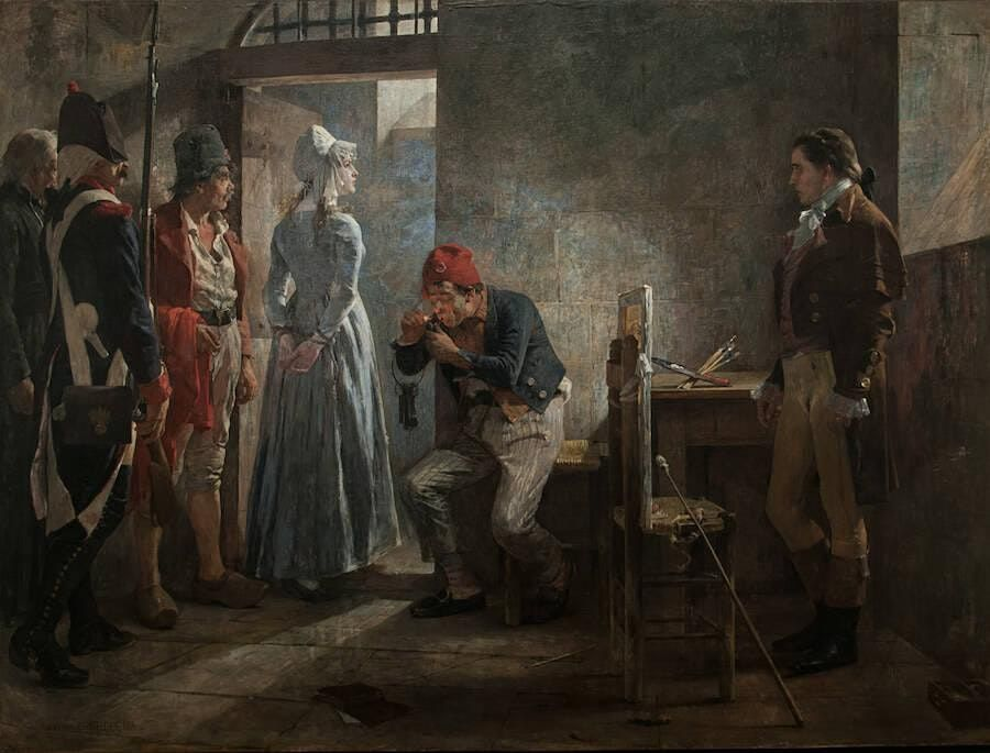 Women of the French Revolution, 20 March | Online Event | AllEvents.in