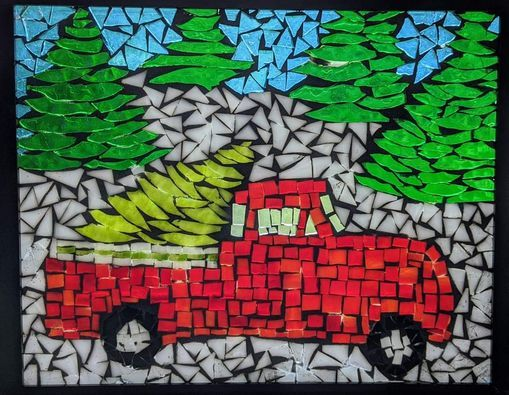 Red Truck with tree | Event in Quarryville | AllEvents.in