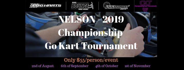 Nelson - Championship Kart Tournament