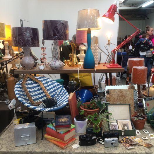 Hackney Flea Market, 4 September   Event in London   AllEvents.in