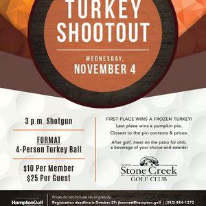 Turkey Shootout