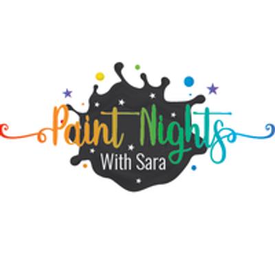 Paint Nights With Sara