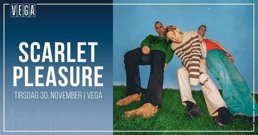 Scarlet Pleasure // Store VEGA, 25 February | Event in Copenhagen | AllEvents.in