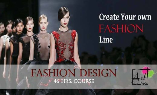 Fashion Design Course (45 Hrs.), 24 May | Event in Cairo | AllEvents.in