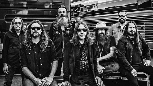 Blackberry Smoke wsg The Allman Betts Band, Spirit of the South Tour, 12 August | Event in Baltimore | AllEvents.in