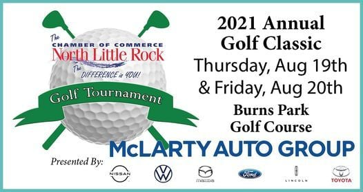 NLR Chamber 2021 Annual Golf Classic, 19 August | Event in Little Rock | AllEvents.in
