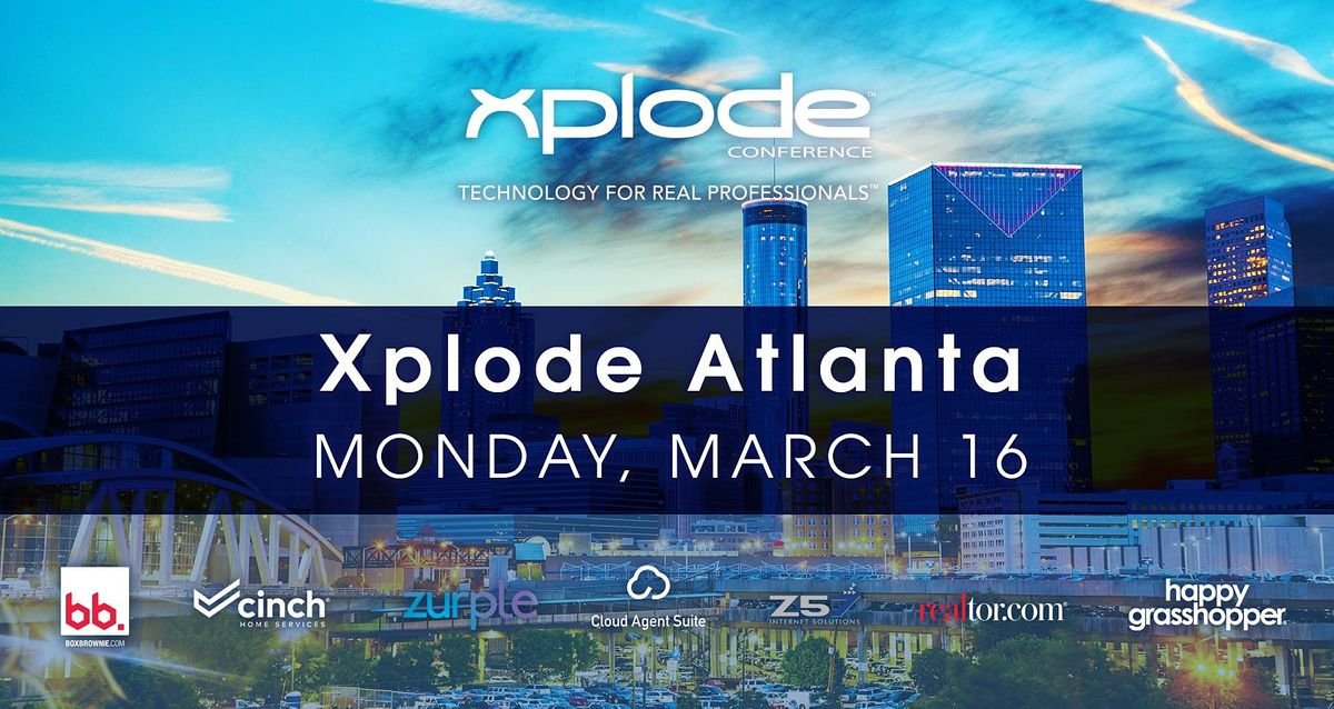 Xplode Conference Atlanta 2020, 17 August   Event in Norcross   AllEvents.in