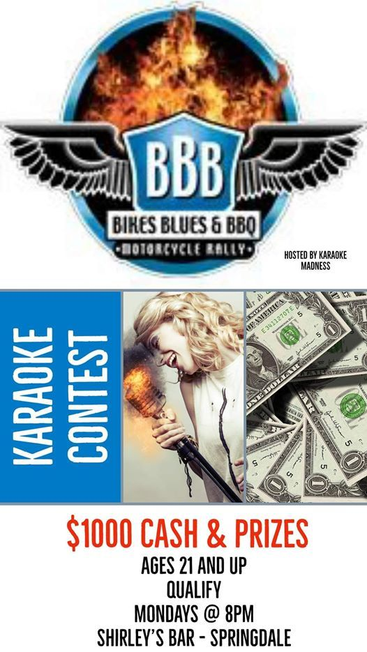 Shirleys Last Night To Qualify For BBB Karaoke Contest! at