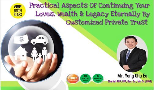 Practical Aspect Of Continuing Your Loves Wealth & Legacy