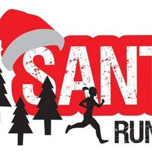 Santa Sponsored Run