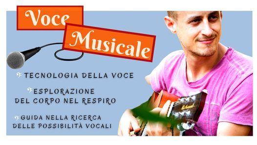 Percorso di Voce Musicale, 2 December | Event in Florence | AllEvents.in