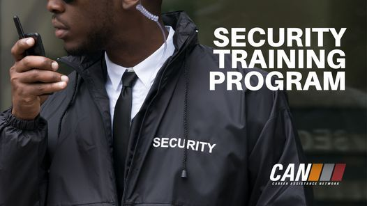 Security Training Program, 12 April | Event in Red Deer | AllEvents.in