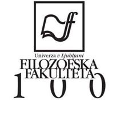 Filozofska fakulteta UL
