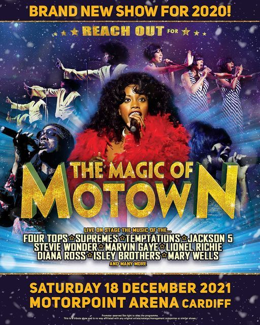The Magic of Motown, 18 December | Event in Cardiff | AllEvents.in
