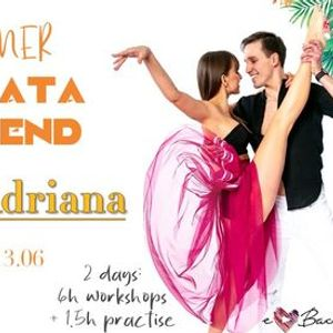 Bachata Weekend with Duda & Adriana - Halloween edition