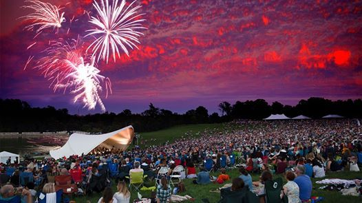 Free Forest Park Concert