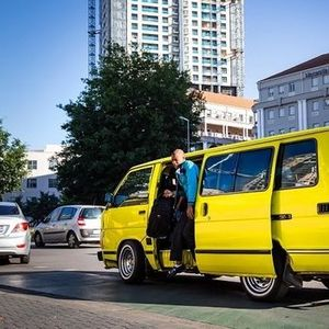 Johannesburg Public Transportation Experience