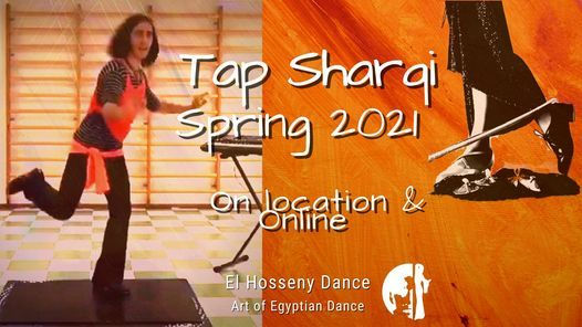 Tap Sharqi™ - Classes on location & online, 18 April | Event in Helsinki | AllEvents.in