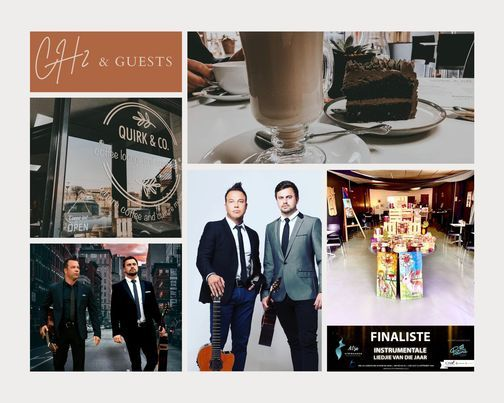 CH2 & Friends @ Quirk & Co, 29 October | Event in Krugersdorp | AllEvents.in