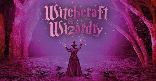 London (Stratford) Witchcraft & Wizardry, 7 August | Event in Barking | AllEvents.in