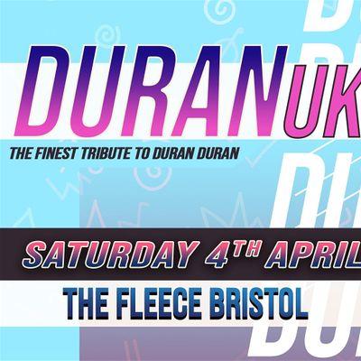 DURAN - UK Duran Duran Tribute Show